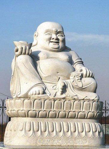 Улыбка Будды