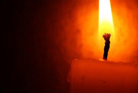 Обряд на желание со свечой