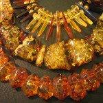 Янтарь камень - слезы морской богини