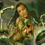 Камень змеевик: коварство и могущество