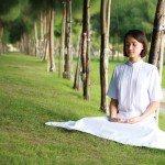 Наладить жизнь с помощью медитации