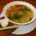 Рецепт вегетарианские щи, рекомендации по приготовлению
