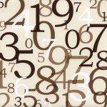 Значение цифр при гадании на кофейной гуще
