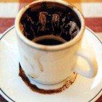 Гадание на кофейной гуще. Мужчина