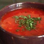 Вегетарианский борщ рецепт приготовления
