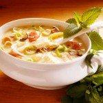 Вегетарианские супы - отличное решение для тех, кто заботится о здоровье и ценит свое время