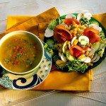 Вегетарианский завтрак - желающий быть здоровым, питается, как человек!