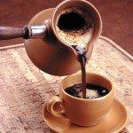 Гадание на кофейной гуще - лицо на дне чашки