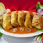 Голубцы вегетарианские: рецепт и приготовление