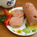 Вегетарианская колбаса – рецепт здоровья
