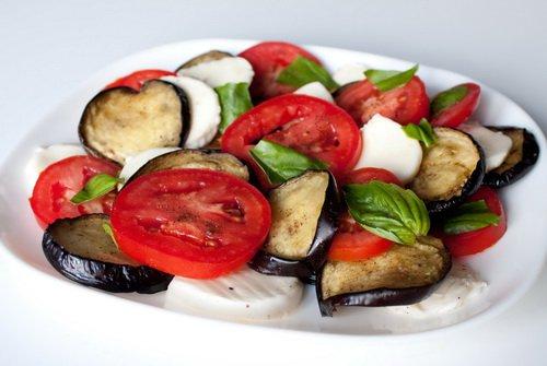eggplant-tomato-salad