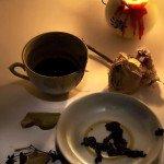 Гадание на кофейной гуще. Дракон - значение
