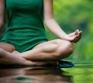green meditate