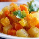 Сабджи – полезное индийское рагу