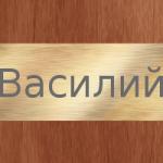 Василий – тайна имени и характеристика