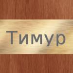 Великий завоеватель – Тимур