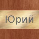 Что значит имя Юрий?