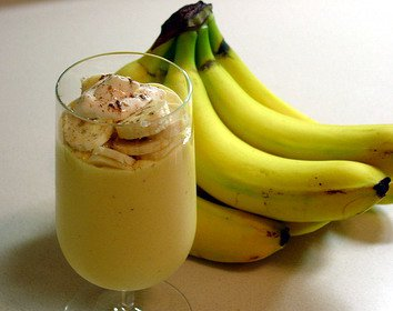 platano-yogurt
