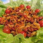 Вегетарианские рецепты вторых блюд в борьбе против рака