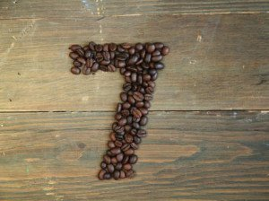 Coffee number seven