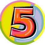 Число 5 в нумерологии - общительность и подвижность
