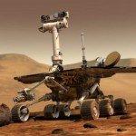 На Марсе есть жизнь