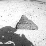 На Марсе нашли пирамиду