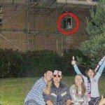В Британии привидение посетило вечеринку