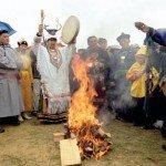 Как лечат шаманы
