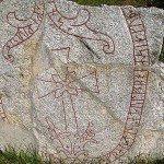 Рунический камень из Лунда