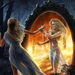 Тайный мир зеркала
