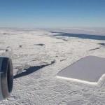 Фотошоп или работа инопланетян? Ученые НАСА обнаружили в Антарктике идеально прямоугольный айсберг