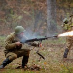 Призраки солдат на полях сражении: может ли это быть правдой?