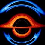 НАСА показало гипнотический танец пары черных дыр