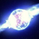 Земля только что прорывается сквозь остатки сверхновых звезд