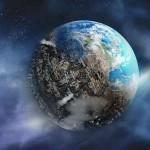 Туристы загрязняют Землю. Космические тоже