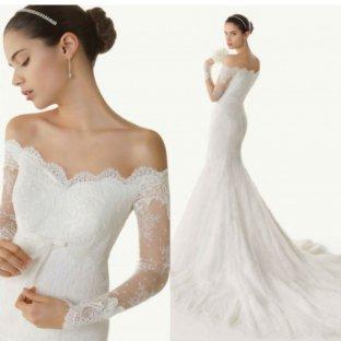 Можно ли на свадьбу одевать чужое платье