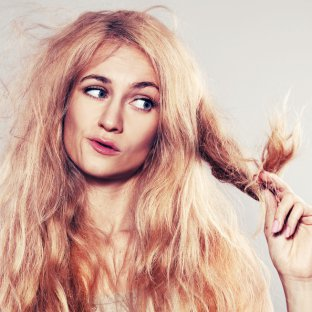 Примета узелки на волосах